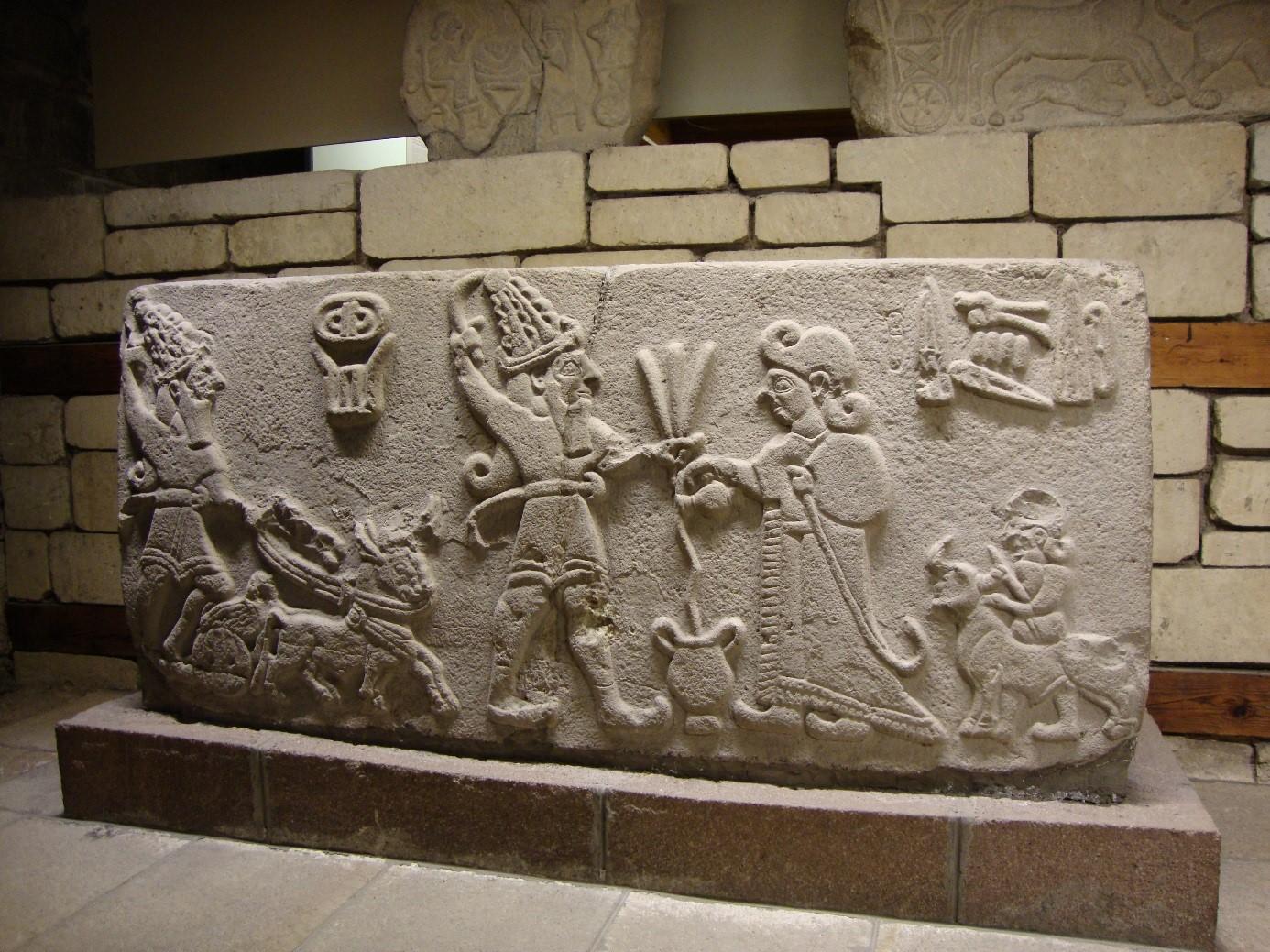 En chair et en os : le corps dans les cérémonies religieuses de l'Anatolie hittite