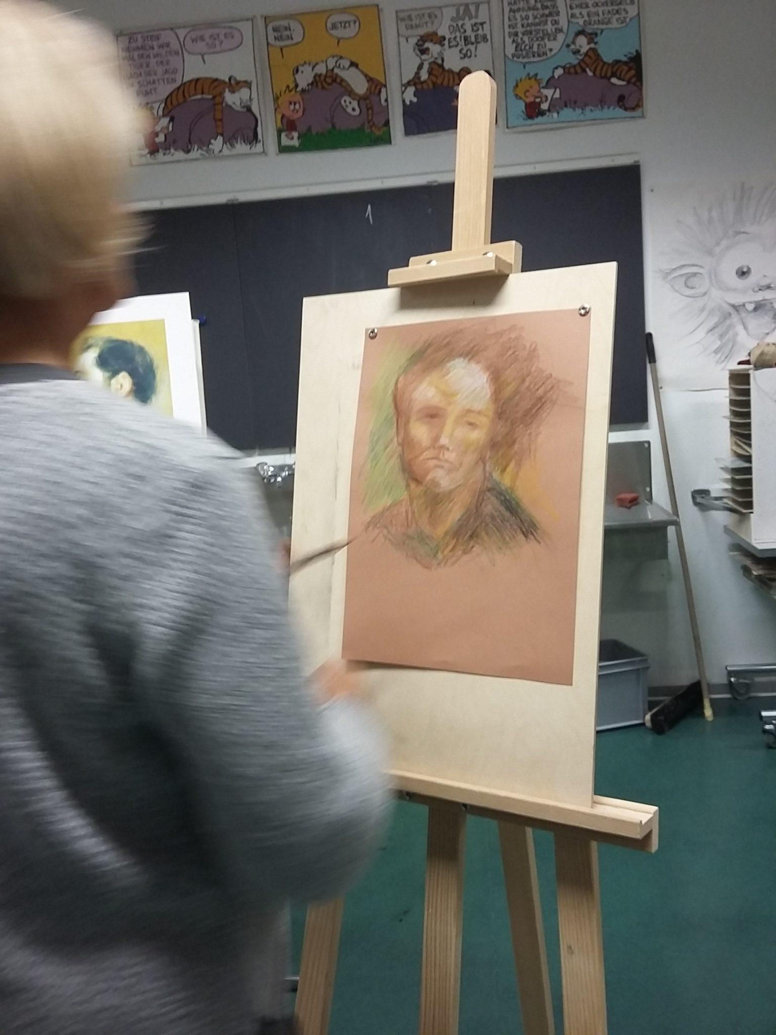 Reprise du cours de dessin