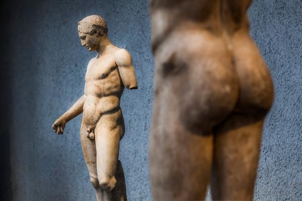 Dévêtu !  L'art de la nudité