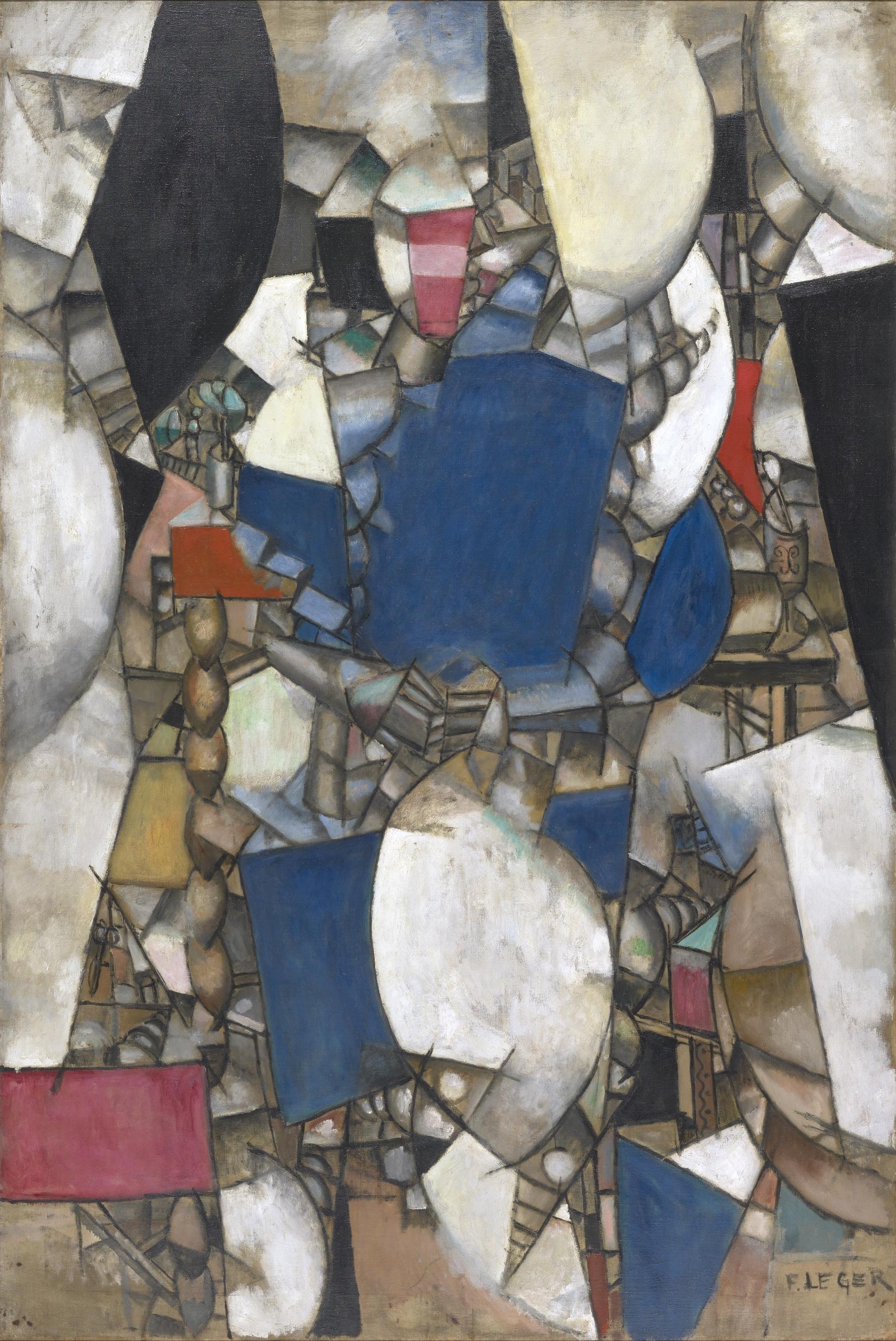 Le cosmos du cubisme. De Picasso à Léger