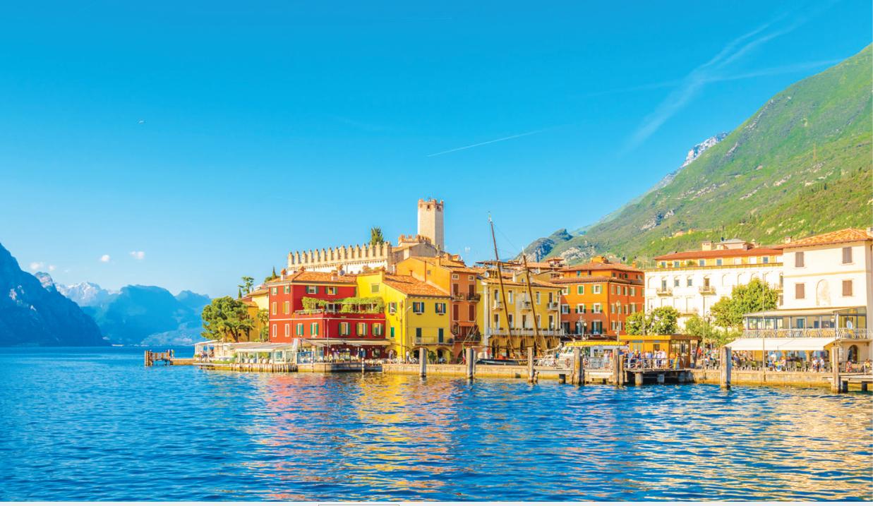 Splendeurs des lacs italiens