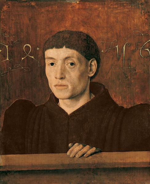 Symbolisme du regard dans le portrait de la Renaissance (1)