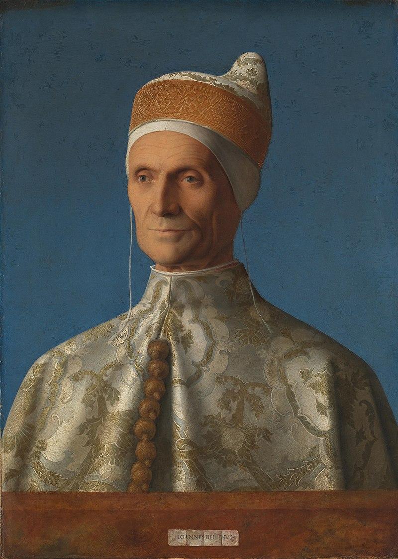 Une révolution artistique et politique: le portrait du doge Loredan par Giovanni Bellini
