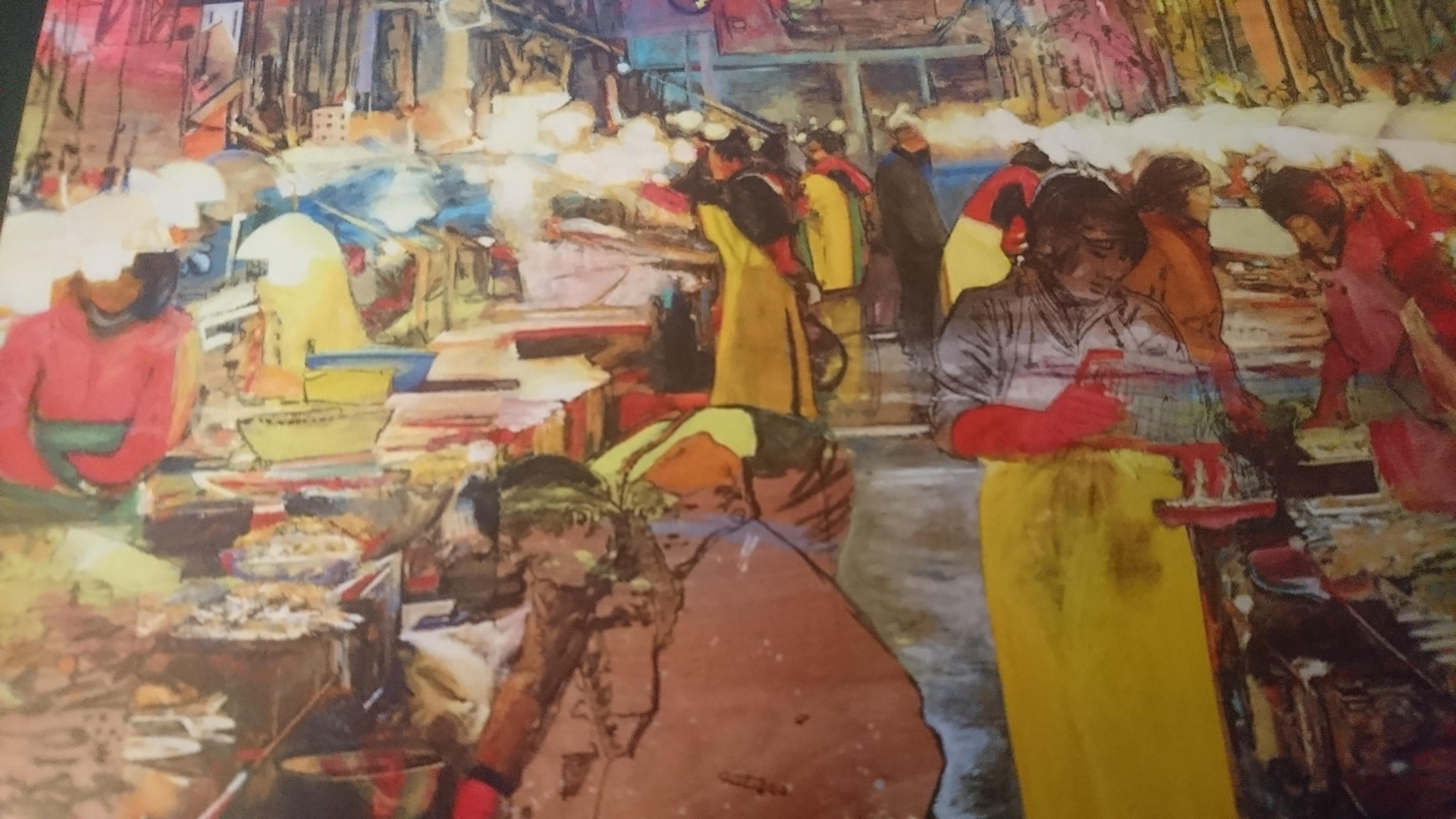 Deux expositions: Artistes chamanes autour d'une collection de l'Himalaya, et Ana González Sola, a las cinco de la tarde….