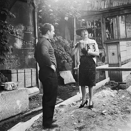 Impasse Ronsin. Meurtre, Amour et Art au coeur de Paris