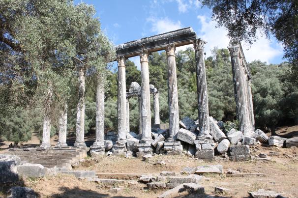L'archéologie en Grèce et en Turquie : sur les traces des vestiges antiques